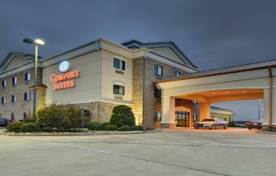 Comfort Suites Lindale Tyler North - Exterior