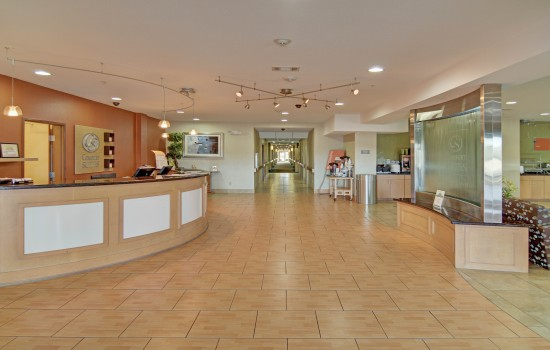 Comfort Suites Lindale Tyler North - Lobby