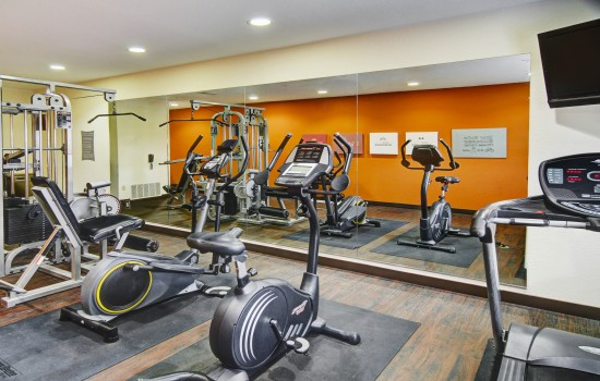Comfort Suites Lindale Tyler North - Gym