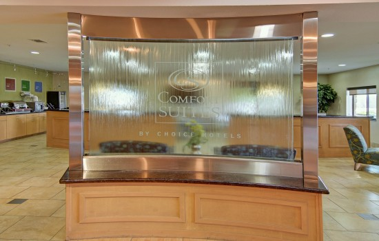 Comfort Suites Lindale Tyler North - Entrance