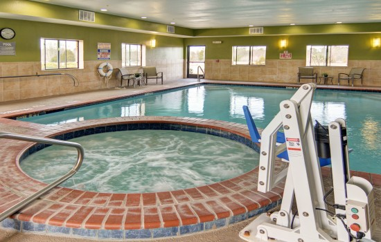 Comfort Suites Lindale Tyler North - Pool